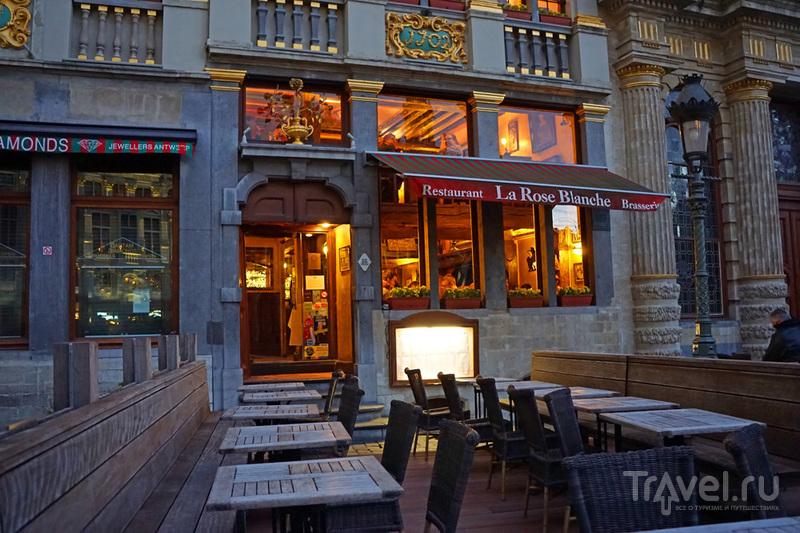 Едим в Брюсселе / Бельгия