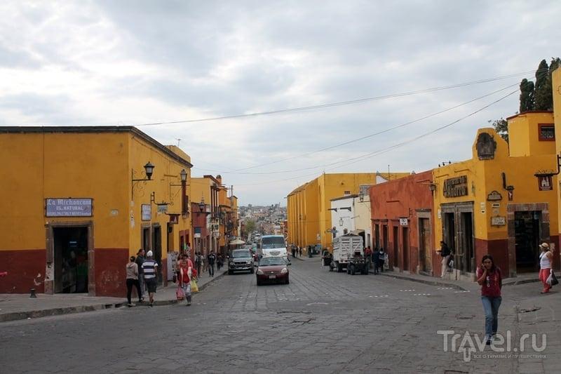 Мексика: Сан-Мигель-де-Альенде / Фото из Мексики