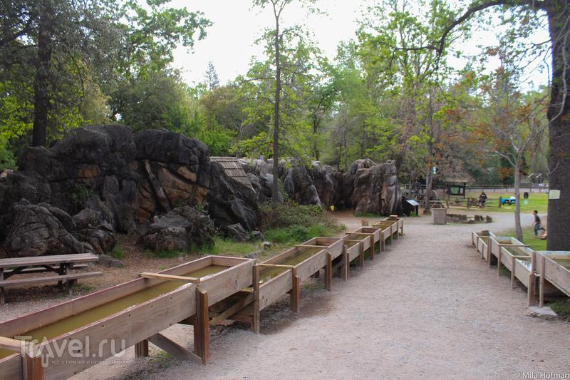 Исторический парк в Columbia / США