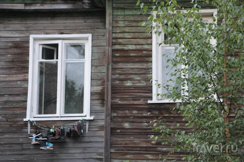 Петрозаводск. Зарека / Россия