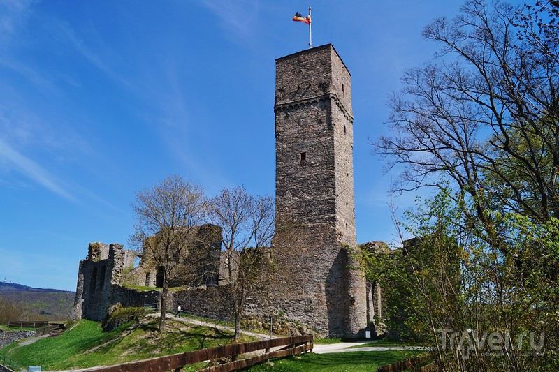 Крепость Кенигштайн / Фото из Германии
