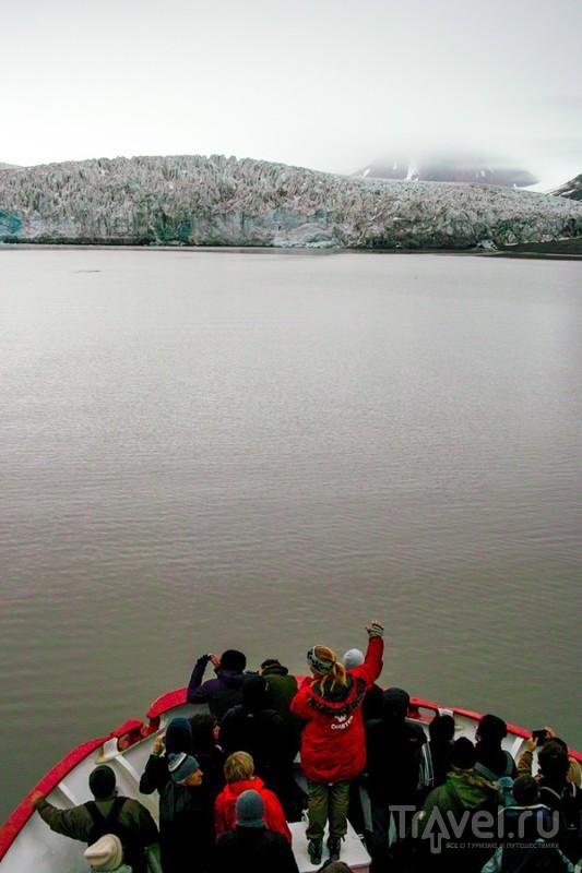 На краю земли. Шпицберген, он же Svalbard. Barentsburg / Фото со Шпицбергена