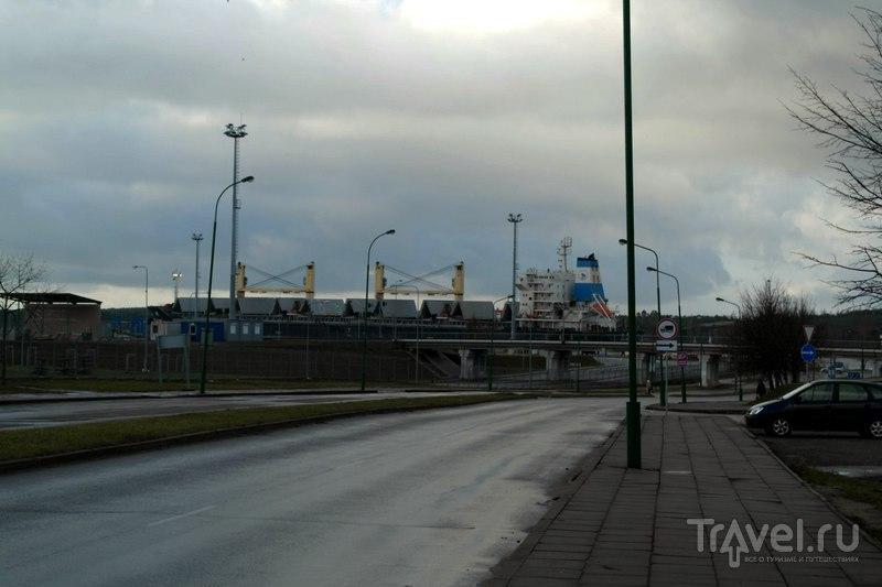 Клайпеда, Литва - Паром и первые впечатления / Литва