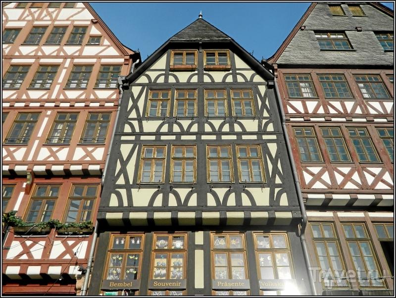Франкфурт-на-Майне / Фото из Германии