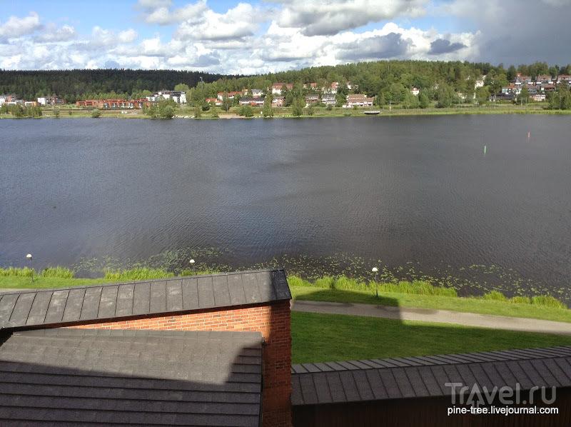 Хямеэнлинна летом / Фото из Финляндии