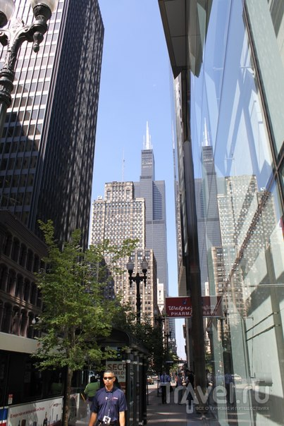 Willis Tower (Sears Tower) / США