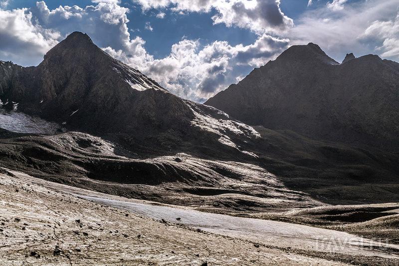 Через горы Грузии из Казбеги в Шатили. Долина Кистинка / Фото из Грузии