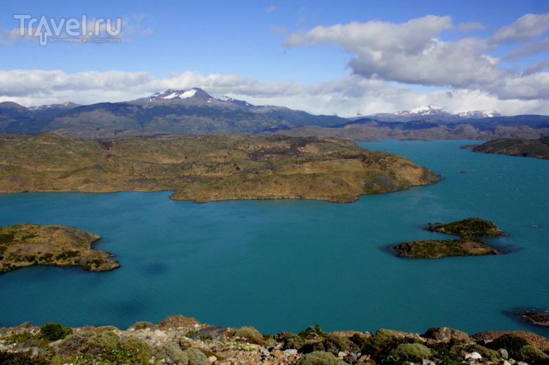 Чили - сбыча мечт! Патагония. Торрес дель Пайне. Подъем на мирадор Кондор / Чили