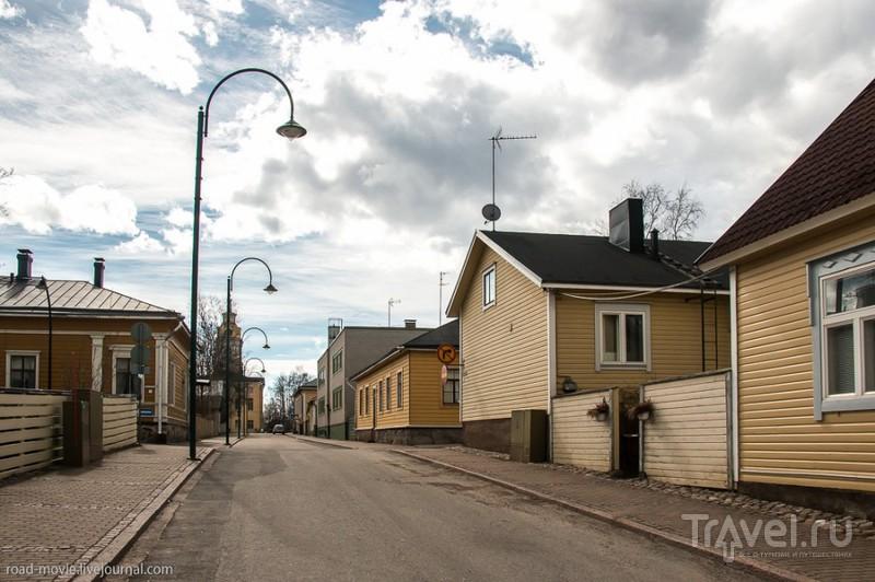 Хамина: Рыба и финская свастика / Фото из Финляндии