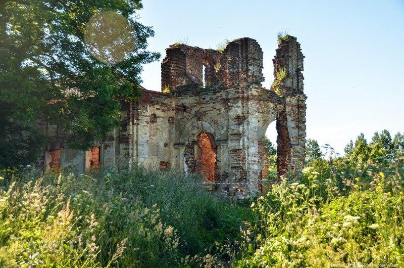 Копорская крепость / Россия