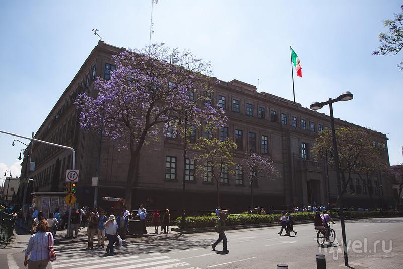 Один день в Мехико-сити / Мексика