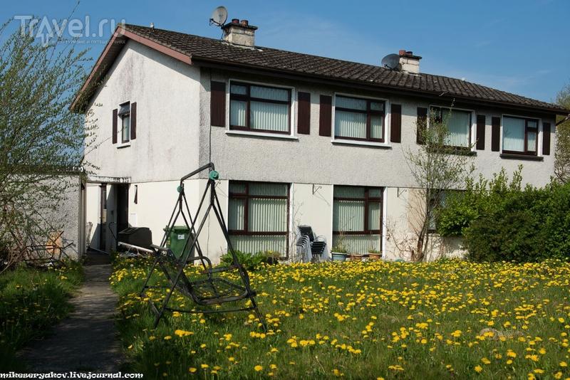 Деревня, которую проспал Ельцин / Фото из Ирландии