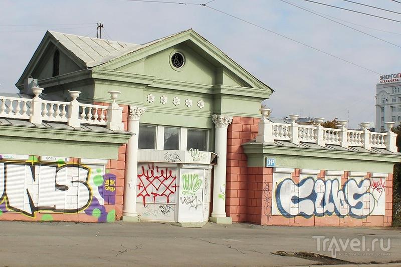 Прогулки по Екатеринбургу / Фото из России