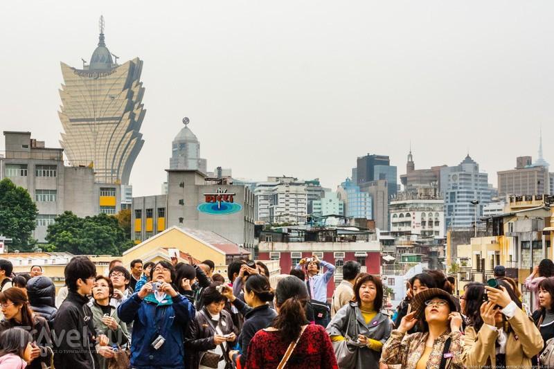 Большое Азиатское Путешествие: Макао за полдня / Макао (Аомынь)