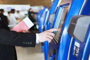 Киоски саморегистрации помогают сэкономить время в аэропорту