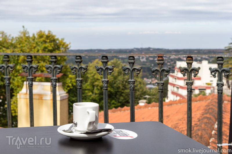 Лиссабон, Синтра, парк Кинта да Регалейра / Португалия