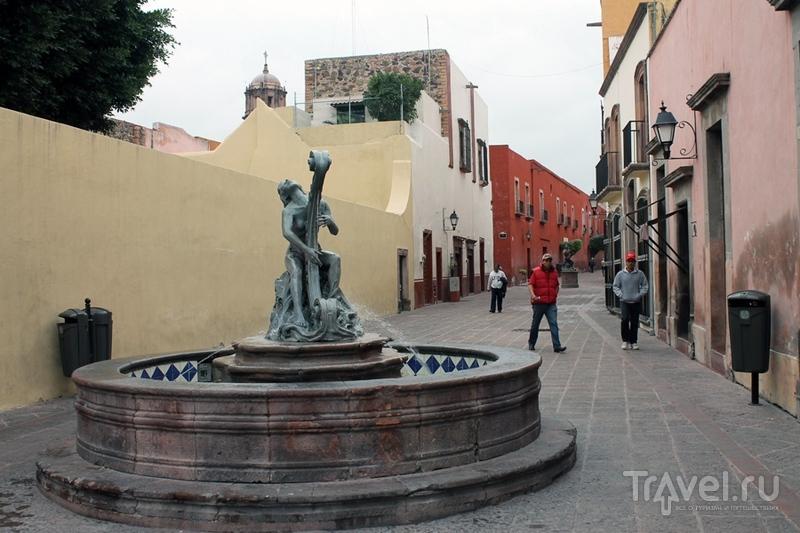 Керетаро и история мексиканской генотьбы XIX века / Мексика