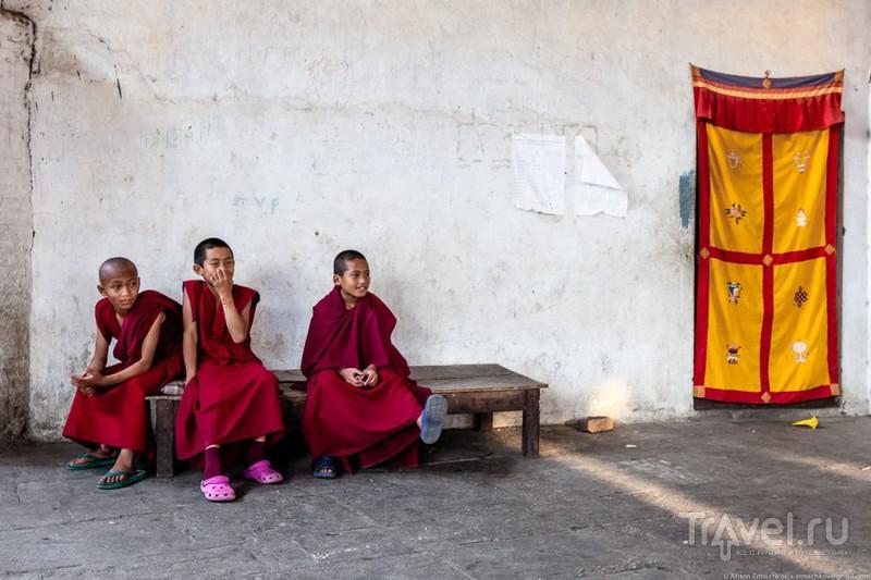 Непал. Swayambhunath Temple / Непал