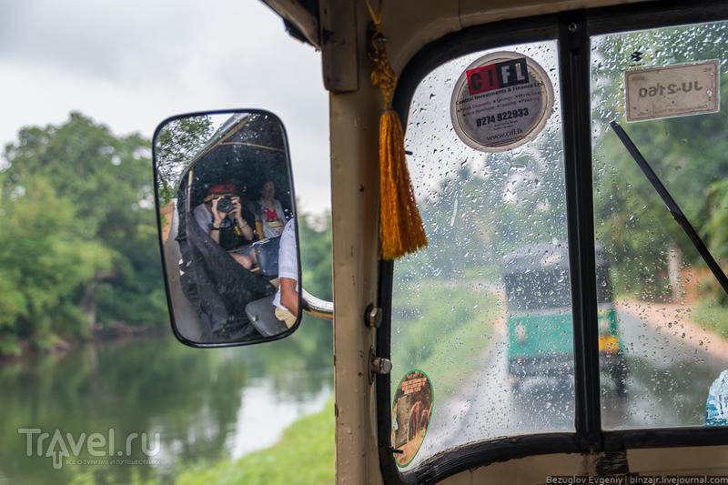 Средневековая столица Шри-Ланки / Фото со Шри-Ланки