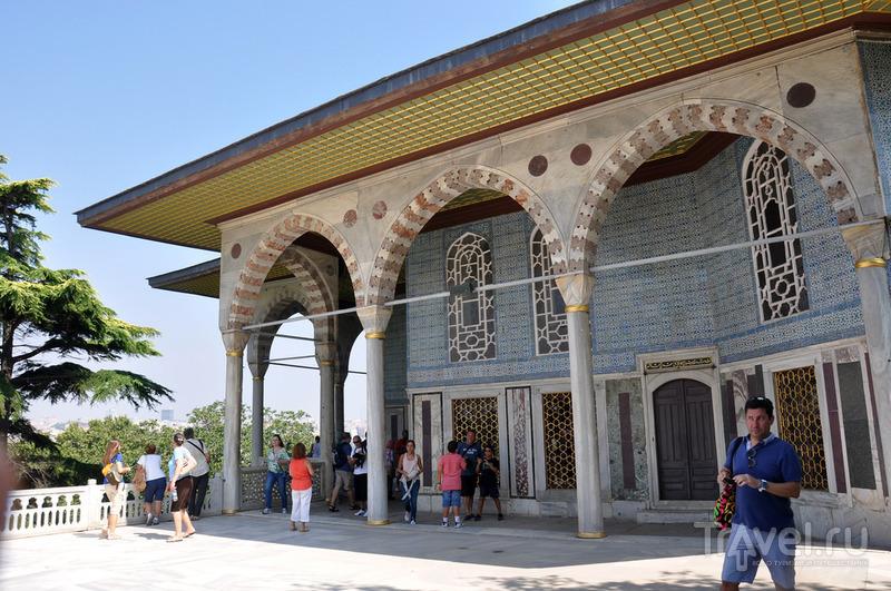 Дворец Топкапы и его дворы / Турция