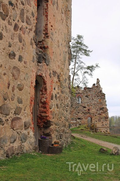 Замки Ливонии / Латвия