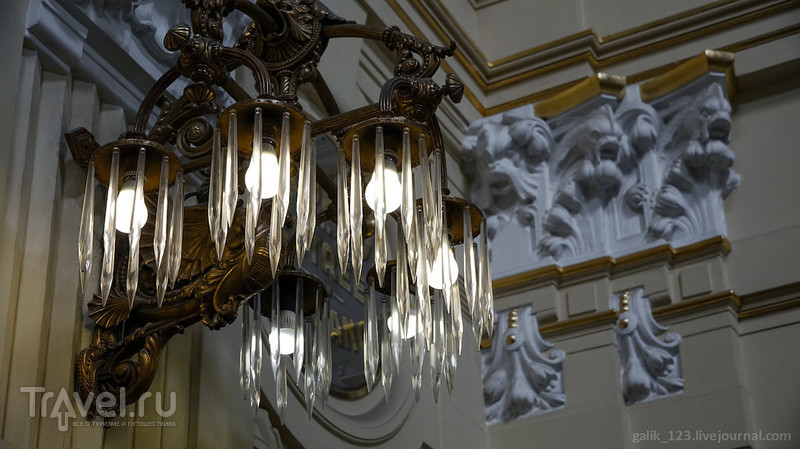 Бани в Будапеште. Купальня Сечени / Венгрия