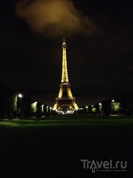 Париж за 6 дней. Невозможно / Франция