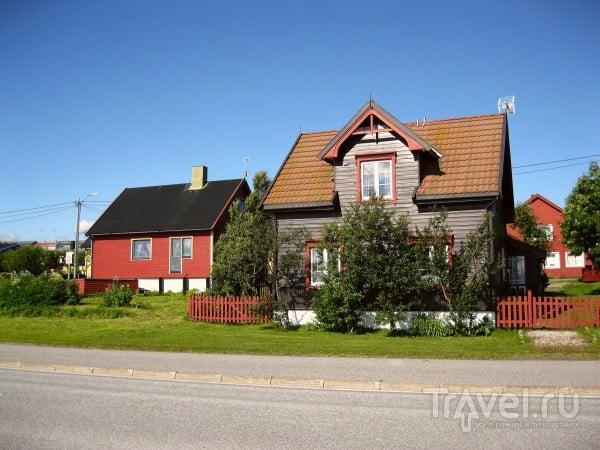 Вадсё / Норвегия