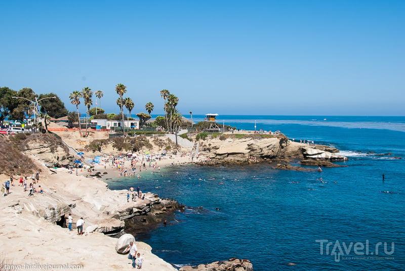 Солнечный Сан-Диего. a Jolla Cove. Sea World. Old Town San Diego / Фото из США