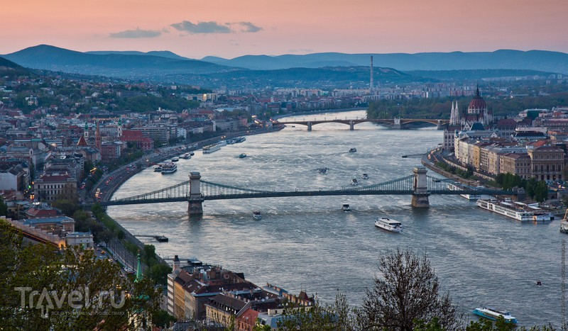 Пролетая над вечерним Будапештом или Как заплатить бронхитом за фотографии / Фото из Венгрии
