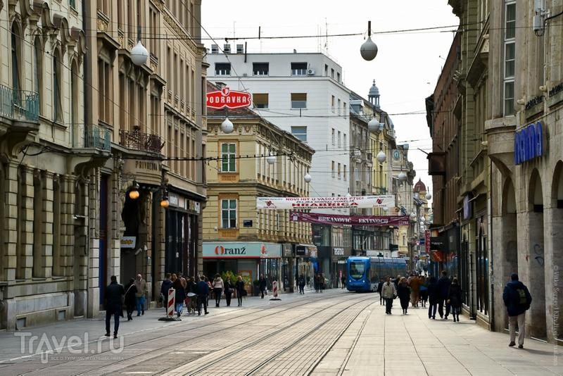 Следуя за синим трамваем... / Фото из Хорватии