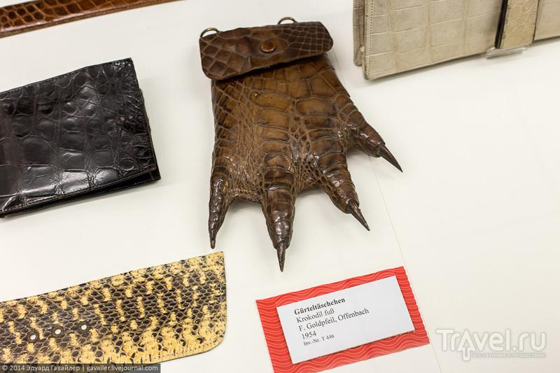 Немецкий музей кожи и обуви / Фото из Германии