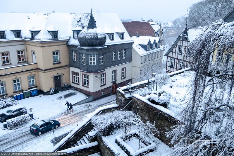 Оптический Ветцлар на Лане / Фото из Германии