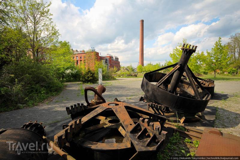 Музей строительной техники угольных карьеров Саксонии / Фото из Германии