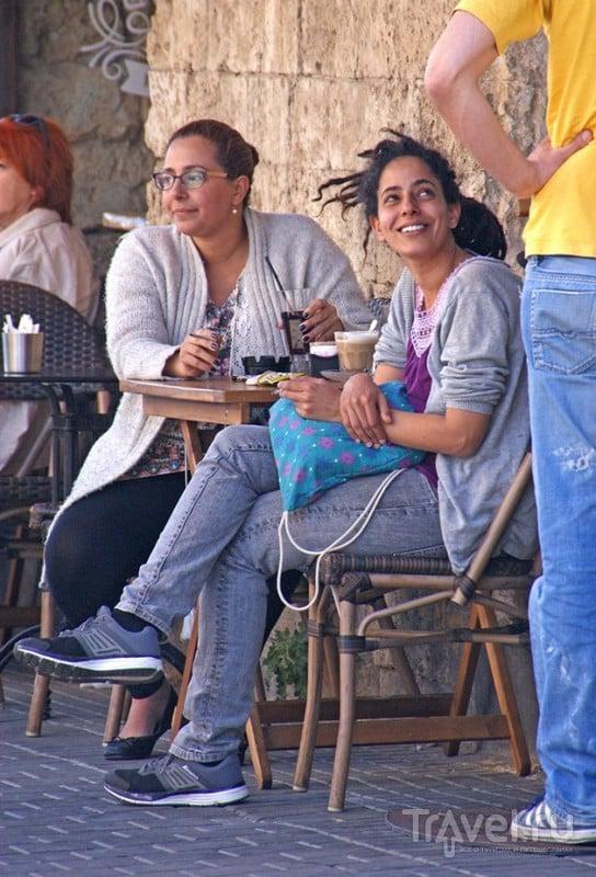Блошиный рынок Яффо / Израиль