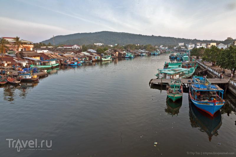 Зима на Фукуоке / Фото из Вьетнама