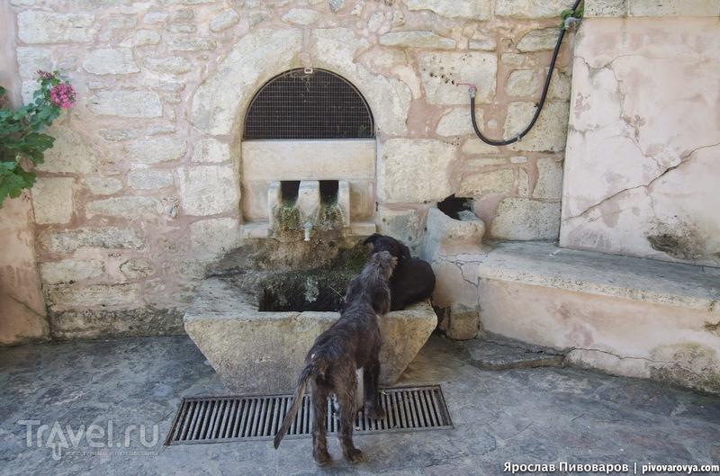 Монастырь Палиани (Moni Palianis) / Греция