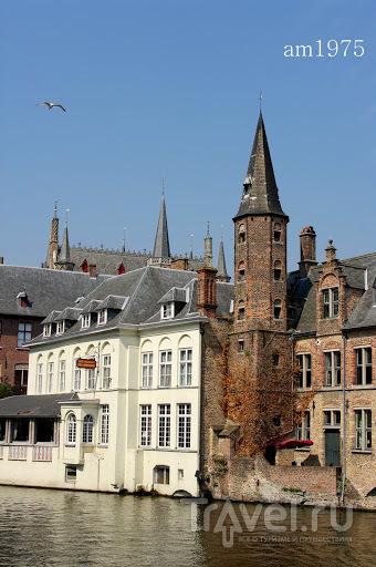 Брюгге. Любовь со второго взгляда / Бельгия