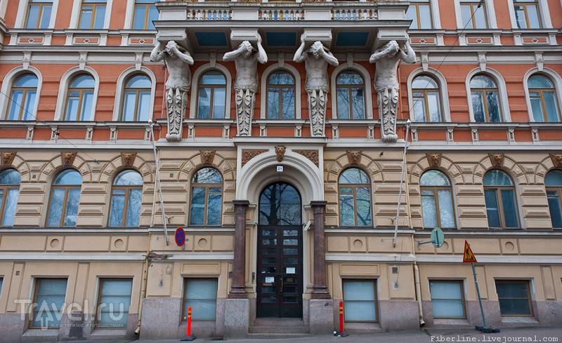 Кругами по Хельсинки / Финляндия