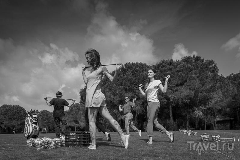 Странная история о гольфе / Фото из Турции
