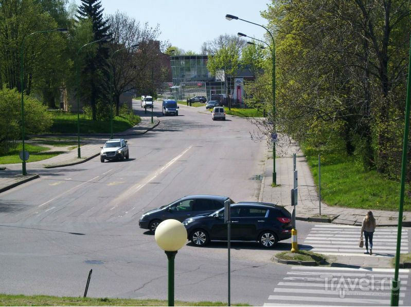 Клайпеда, новая часть города / Литва