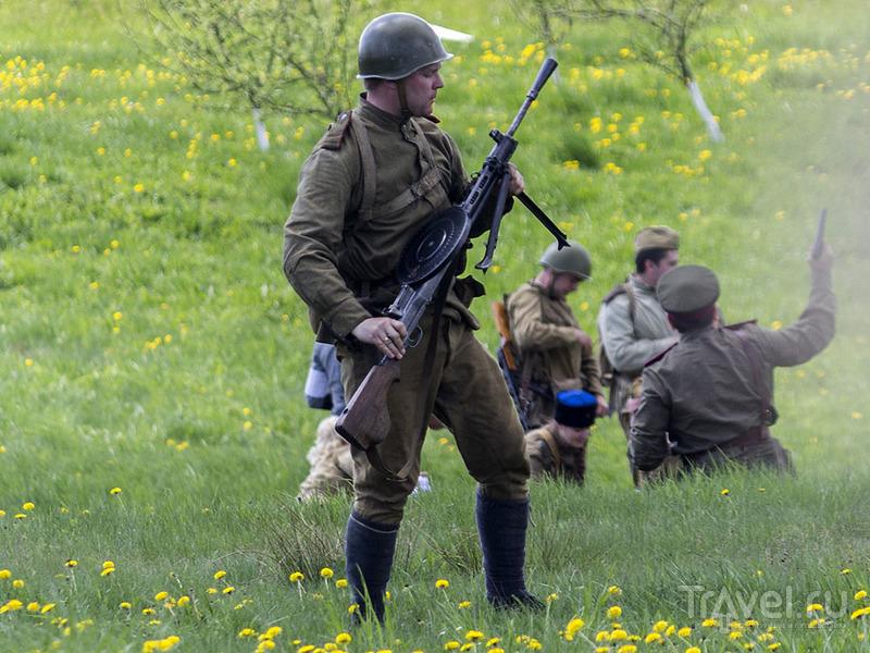 Белоруссия. Линия Сталина. Реконструкция / Белоруссия