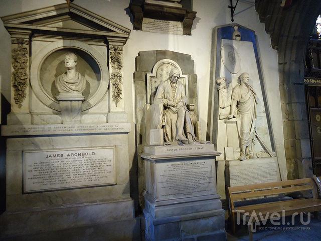 Ньюкасл: храмы и хоромы / Великобритания