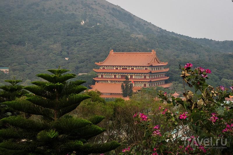 Гонконг. Большой Будда / Гонконг - Сянган (КНР)