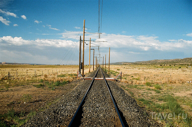 Аризонская мечта: Долина монументов и Большой каньон / Фото из США
