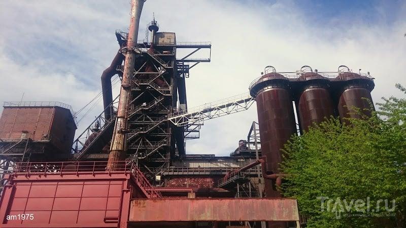 Германия. Индустриальная культура земли Северный Рейн-Вестфалия / Германия