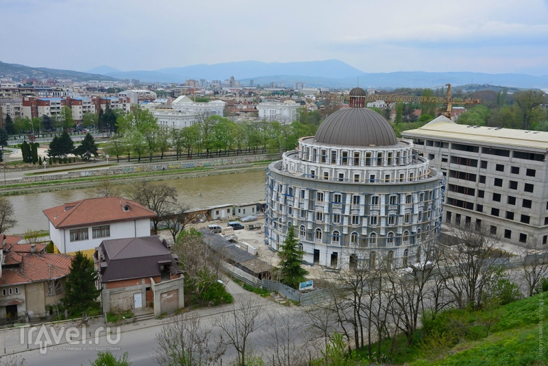 Македонская цитадель / Фото из Македонии