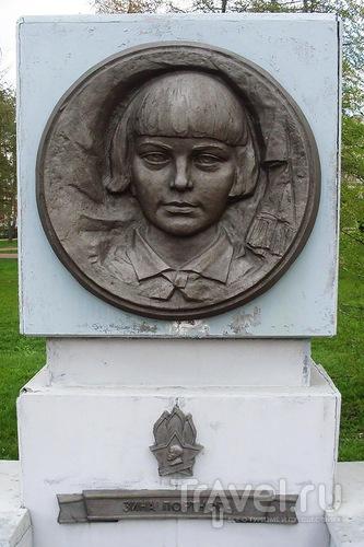 Мемориал пионеров героев (Челябинск) / Россия