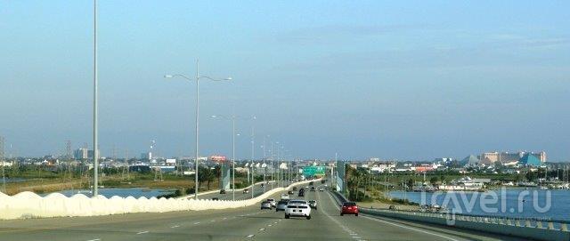 США 2014, Техас и Луизиана. Галвестон / США