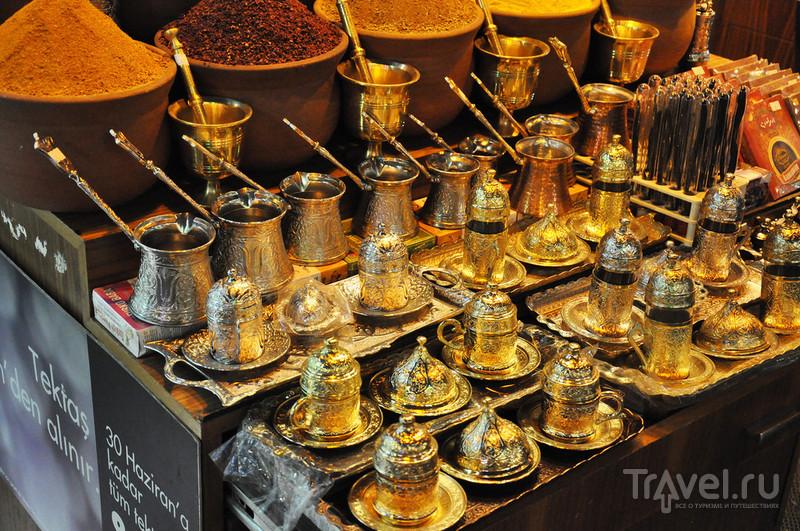 Пряности и специи Египетского базара / Турция